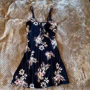 Luna Chix fit and flare mini dress XS